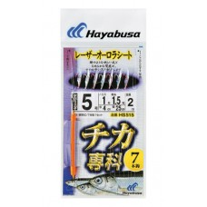 HS515 №5-1-1,5 (7кр) Сабики HAYABUSA