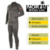 Термобелье Norfin WINTER LINE GRAY 05 р.XXL