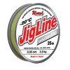 Шнур Momoi JigLine Winter 0.06мм 4.8кг 25м хаки