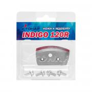 Ножи INDIGO-120(R) правое вращение NLI-120R.SL