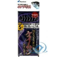 HS303 №5-0,8-1,5(6кр)  Сабики  HAYABUSA